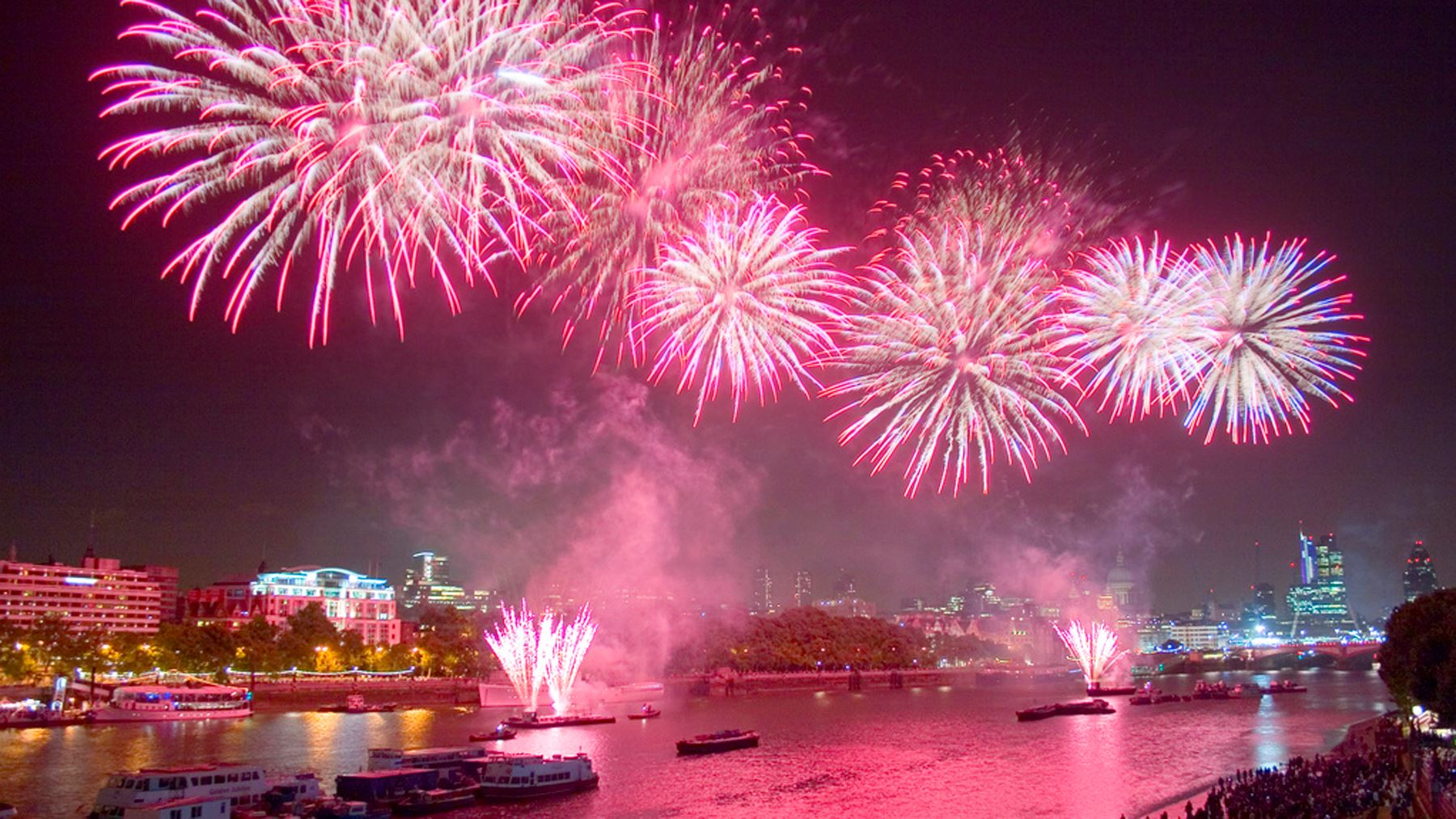 Formations, Fireworks and Photography!