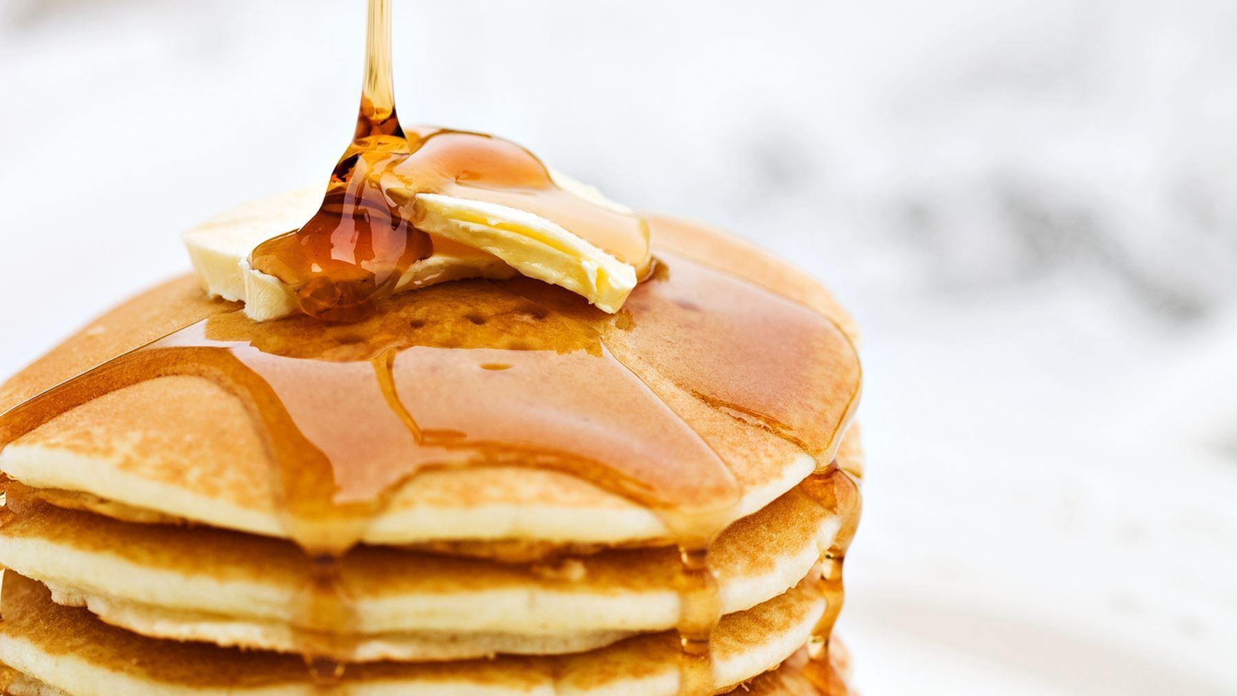 Flipping Great Pancakes!