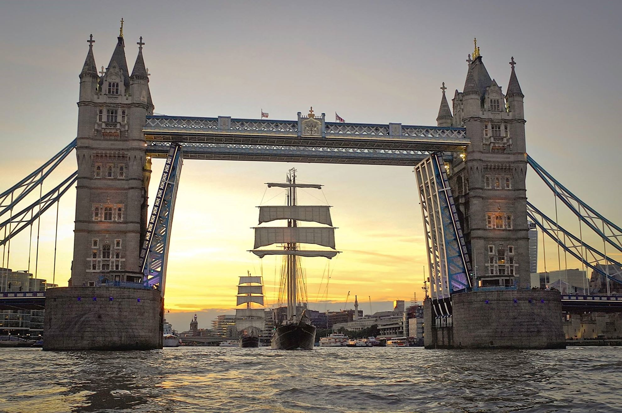 Stunning Scenes from Our Tall Ships and Fireworks Special!