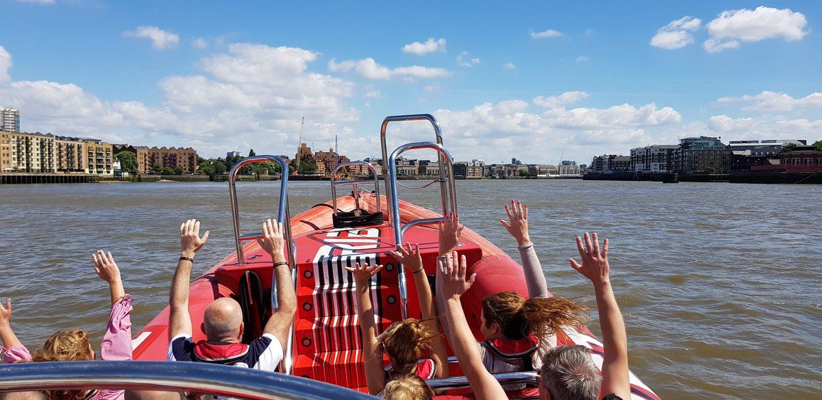 Turn Your Thames Rockets Trip into a Day Out in the Capital!