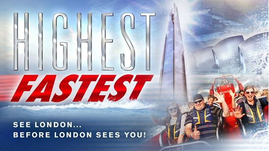 Picture of Highest Fastest! (40 mins + View from the Shard)