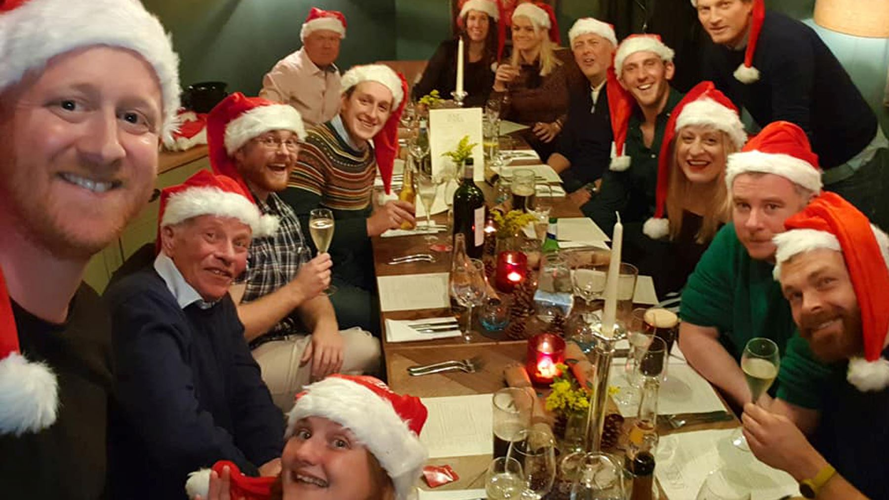 A Thames Rockets Christmas like no other...