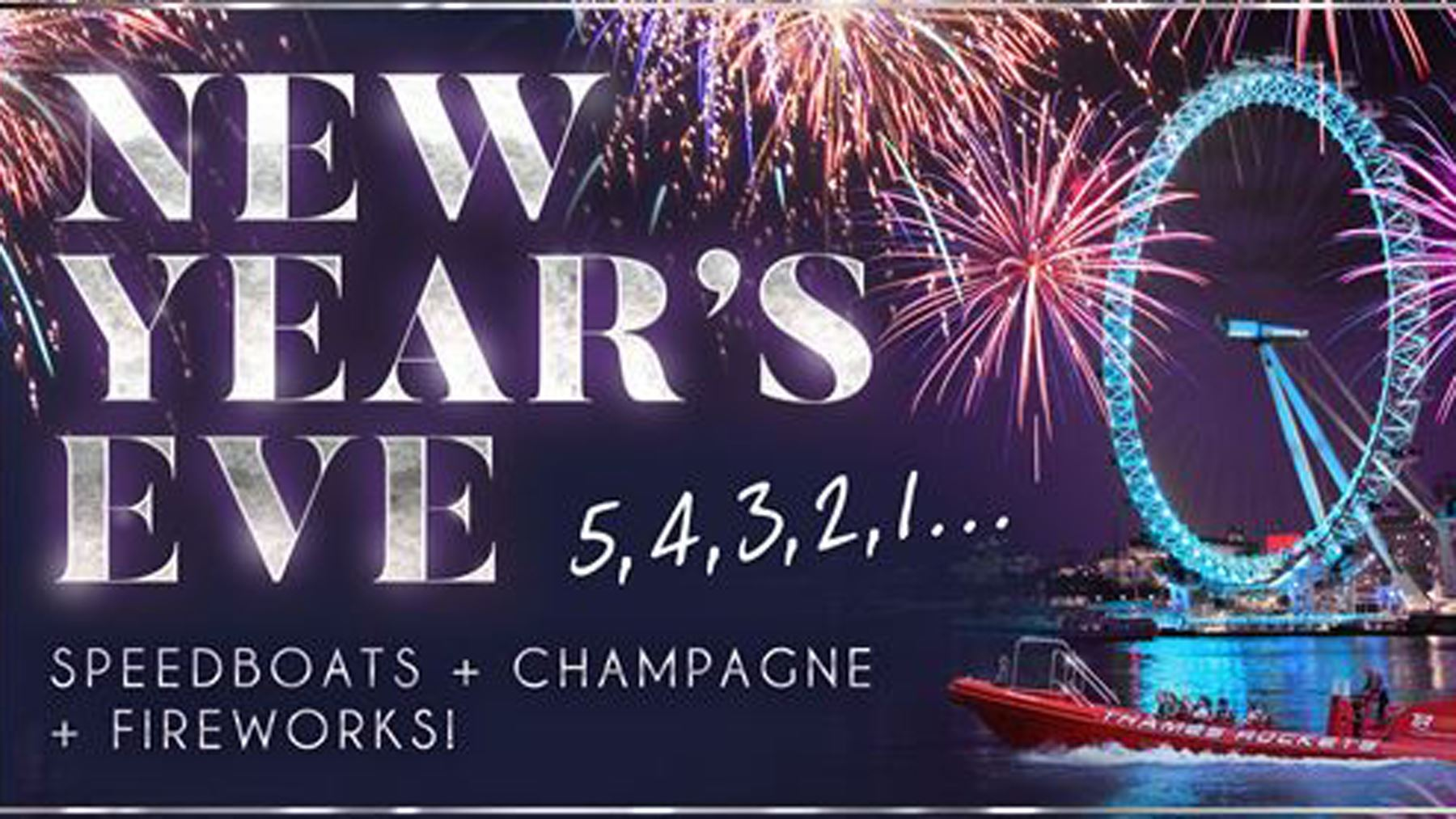 New Year's Eve - The Ultimate Evening