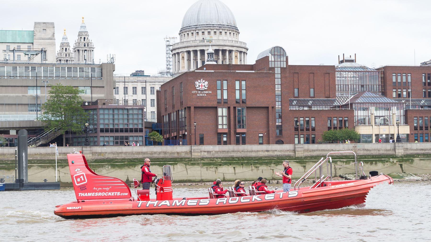 River Thames News