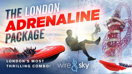 Picture of The London Adrenaline Package!