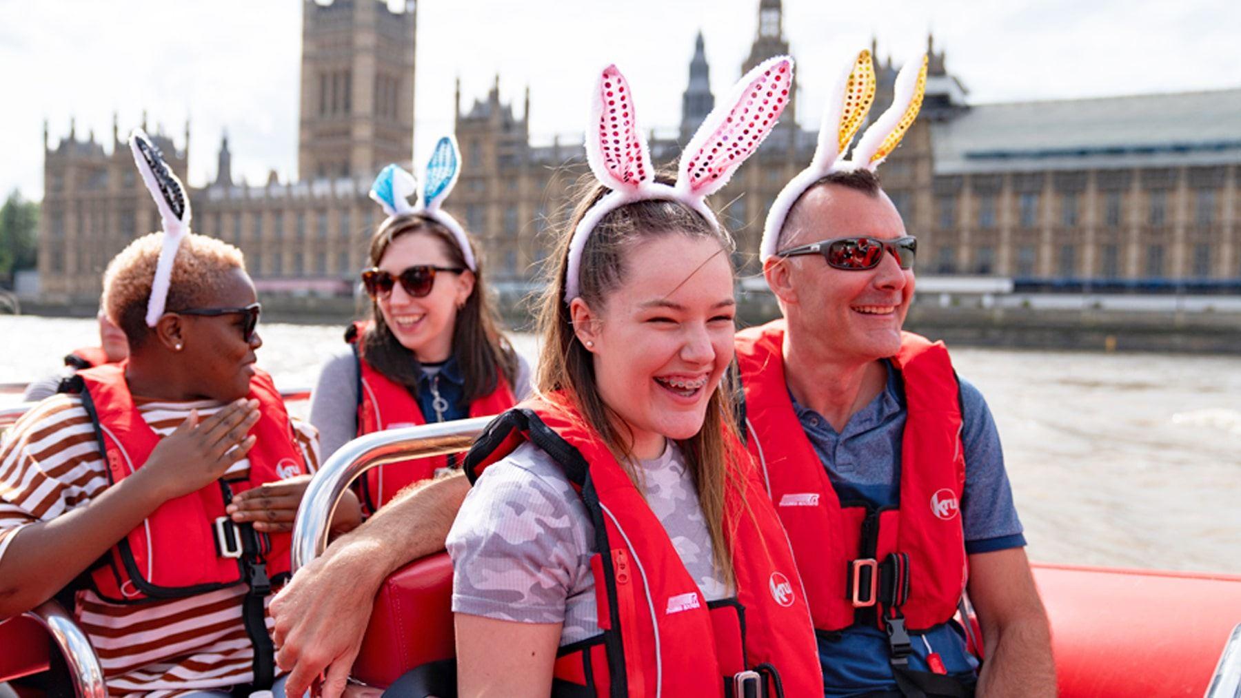 Thames Rockets Virtual Easter Egg Hunt