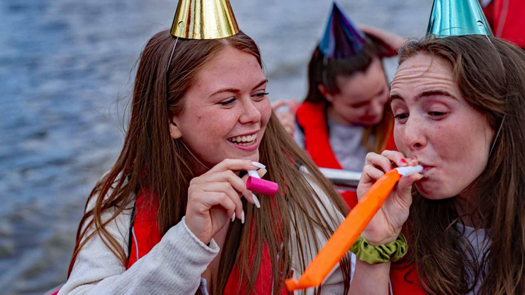 Thames Rockets Birthday Celebrations!