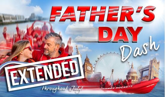 Picture of Father's Day Dash (50 mins) DAD'S GO FREE!