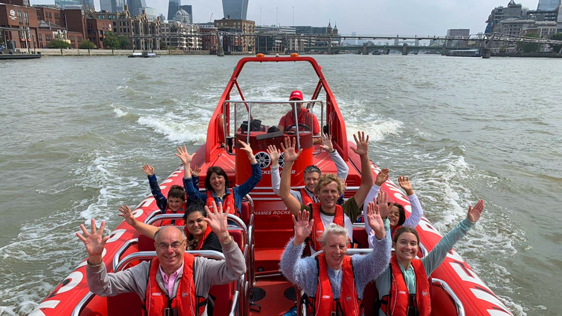 Stay Safe on the Thames this Summer