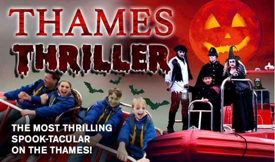 Picture of Thames Thriller (50mins) Halloween Special!