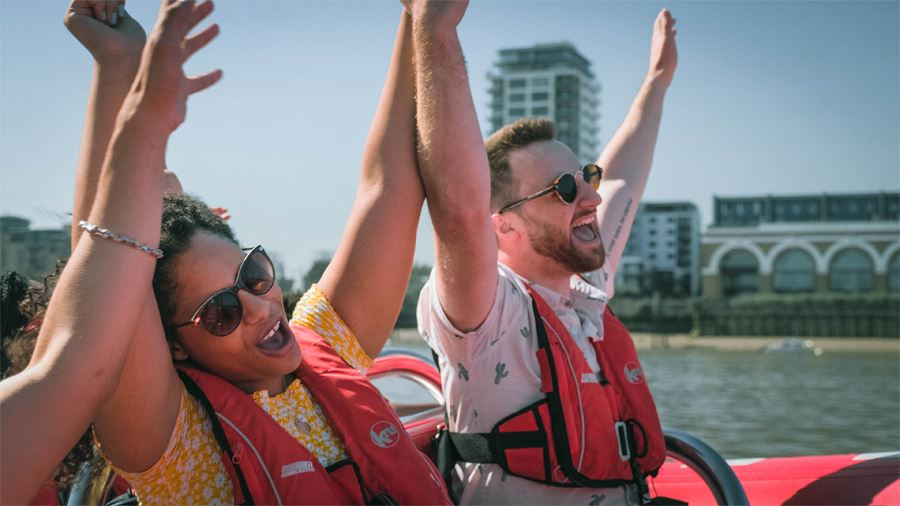 Black Friday London Speedboat Offers