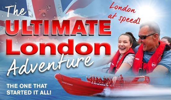 Thames Rockets Ultimate London Adventure  Experience Image