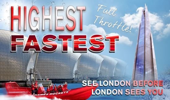 Thames Rockets Highest Fastest Experience Image