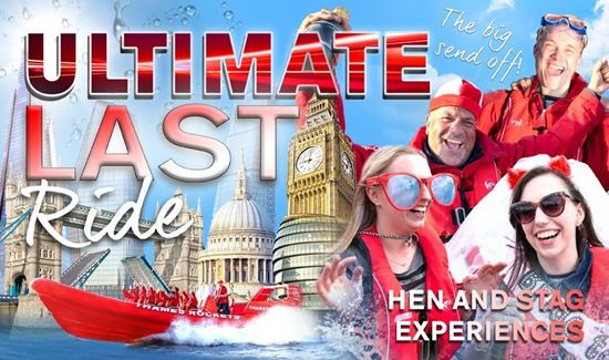 Thames Rockets Ultimate Last Ride Experience Image