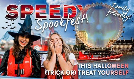 Thames Rockets Speedy Spookfest Image