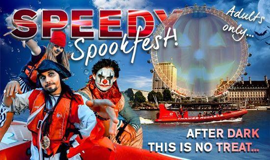 Thames Rockets Speedy Spookfest After Dark Image