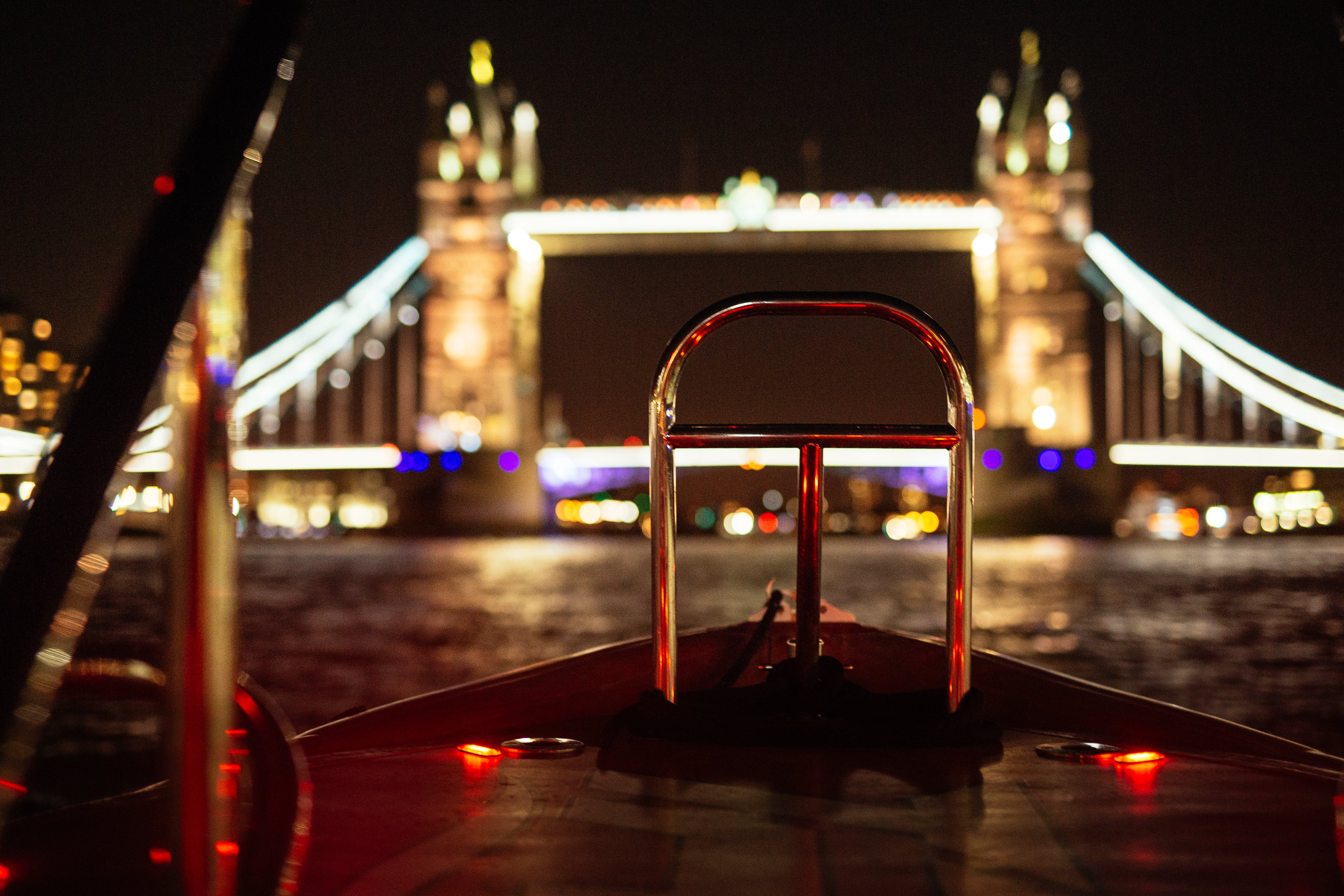 Thames Rockets New Years Eve Speedboat Event